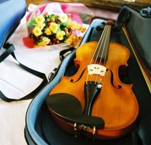 深志22 30年ヴァイオリン