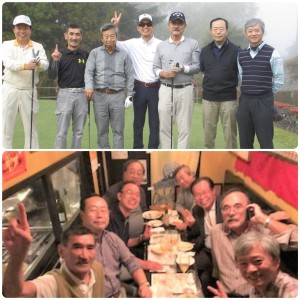 3組ゴルフ